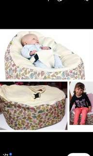 Australia Chibebe Baby Bean Bag for newborn and above