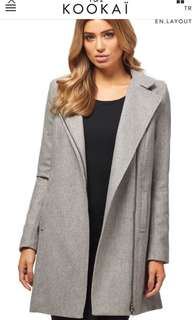 Kookai Saint Louis Coat BNWOT