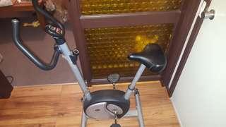 Torpedo exercise bike