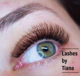 Miss toronto eyelash extension expert