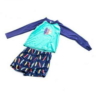 Sopaix Swimsuit For Boys (9-10 Years Old)