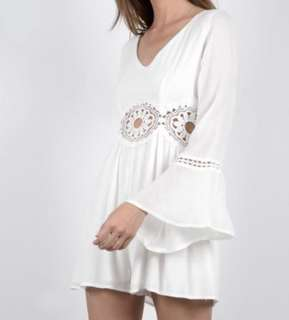 Molly Bracken Flowing Romper