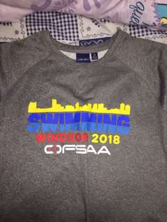 OFSAA swimming crew neck