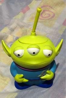 3-eyed alien