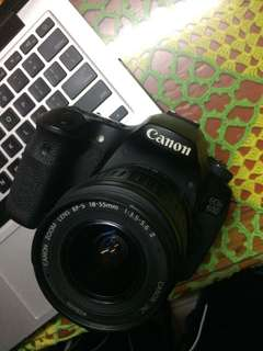 Canon EOS 60D Package