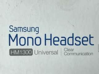 HM1300 Samsung Mono Handset bluetooth