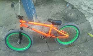 BMX Bicycle (Brand OS)