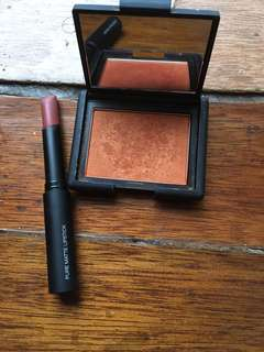 NARS bundle (blush in Taj Mahal and Pure Matte Lipstick in Tonkin)