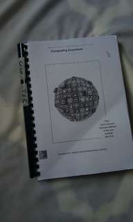 Computing Essentials 2017 Computing Book