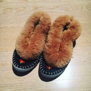 Warmest, fluffiest slippers | Handmade |