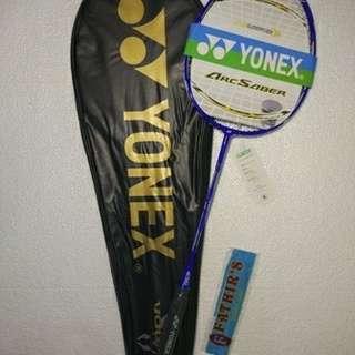 Raket Badminton Duora 88 Biru
