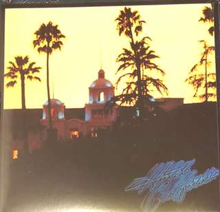 EAGLES - Hotel California (Vinyl CD)
