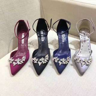 Manolo Blahnik shoes for Her (PREORDER)