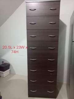 8 drawers Cabinet Jpn surplus
