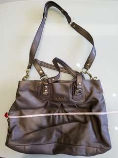 Coach 手袋 單揹手挽2用袋,可配銀包