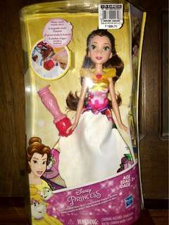 Belle's Magical Story Skirt Doll (50% Off Mall Price)