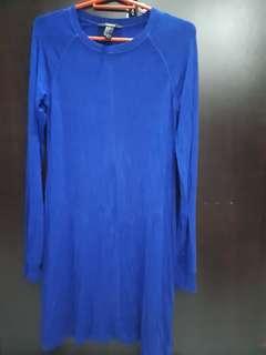Forever 21 dress - blue