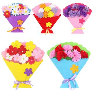 🚚 DIY flower/ Teacher's day/ Art and craft