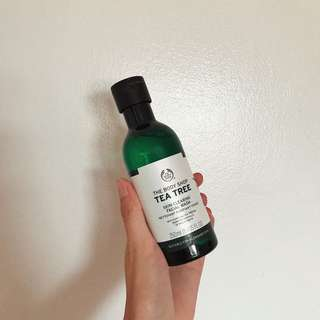 The Body Shop Tea Tree Face Wash (Repriced)