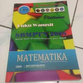 Buku Wangsit SBMPTN 2018