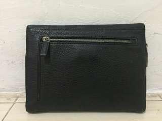 Hand bag Calvin klein slot tab full kulit