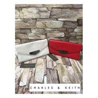 Charles & Keith Envelope Wallet