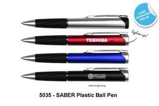 [Wholesale] SABER - Plastic Ball Pen