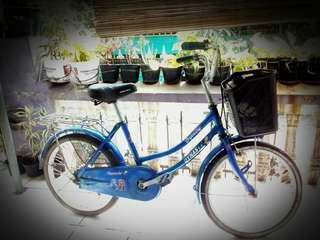 Sepeda mini ukuran ban 20 inci