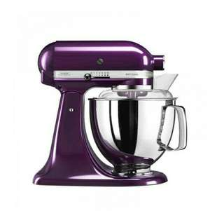 Kitchen Aid Stand Mixer (Plumberry)