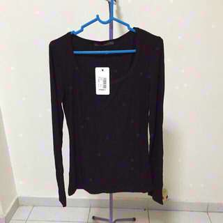 BNWT Osmose black Long Sleeve Tshirt - Quote your own price Reasonable