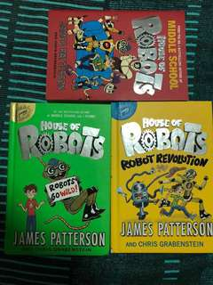 House of Robots James Patterson