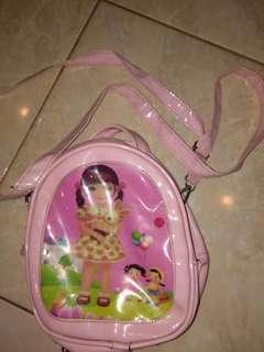 Dijual tas ransel anak perempuan