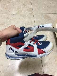 FILA 專櫃 球鞋 童鞋