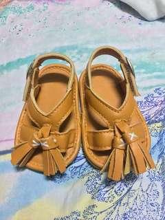 Baby Shoe Tassel Sandals