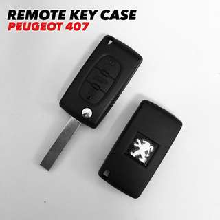 Remote Key Case Peugeot 407