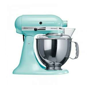 Kitchen Aid Stand Mixer (Ice Blue)