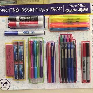 Sharpie Writing Essentials Pack