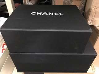 Chanel盒 / Hermes 盒。正版。正貨