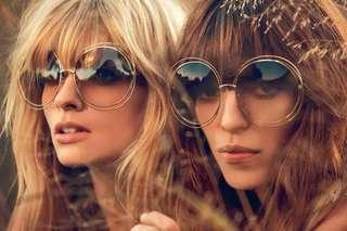 UV Protection Ultra Big Lenses Sunglasses