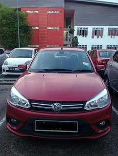 Proton Saga CVT