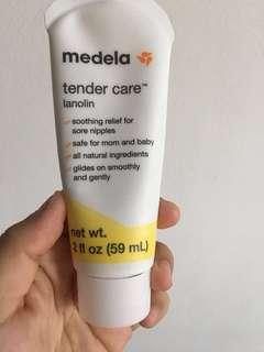 Medela tender care lanolin nipple cream