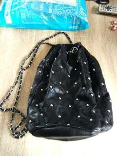 Soft Leather backpack & shoulder bag from USA  🇺🇸🇺🇸🇺🇸🇺🇸🇺🇸🇺🇸🇺🇸🇺🇸🇺🇸 (PRADA INSPIRE)