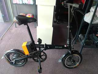 ZSUN Foldable Electric Bicycle