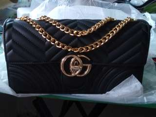 Gucci Inspired Jelly Bag