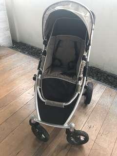 Strider 4 wheel stroller
