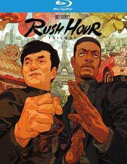 Rush Hour Trilogy Boxset