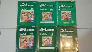 My Pals are Here English Kelas 4 Buku Pelajaran Bahasa Inggris
