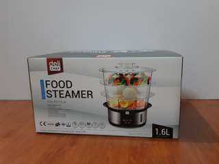 Food steamer (free shipping)