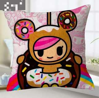 Donutella Cover with Cushion