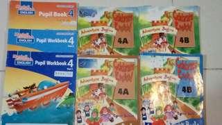 Buku pelajaran bahasa inggris kelas 4